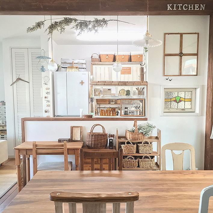 「小物だってインテリア♪変化を受け入れカタチにする快適キッチン」憧れのキッチン vol.5 tomoさん