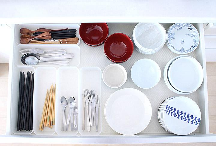 目指せ時短キッチン♪スッキリ収納3つのコツ by mujikkoさん