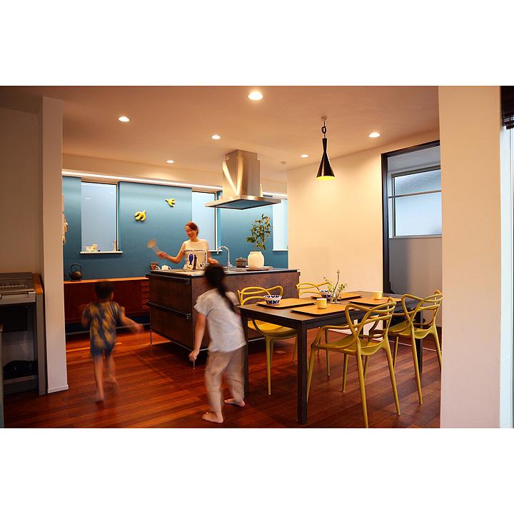 「コンテンポラリーとトラッドの融合!心を豊かにするシンプル空間」憧れのキッチン vol.30 s.marimoccoさん