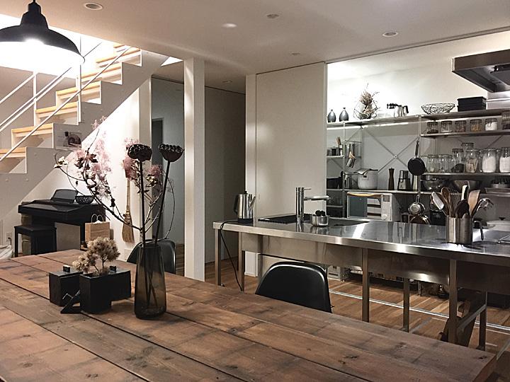 「使いやすく美しい。しっくり落ち着く、最高の作業スペース」憧れのキッチン vol.62 Hito-95さん