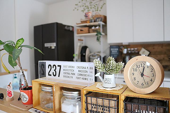 「手作りの温もり溢れる、男前×ナチュラルなcafé風空間」憧れのキッチン vol.78 kao411さん
