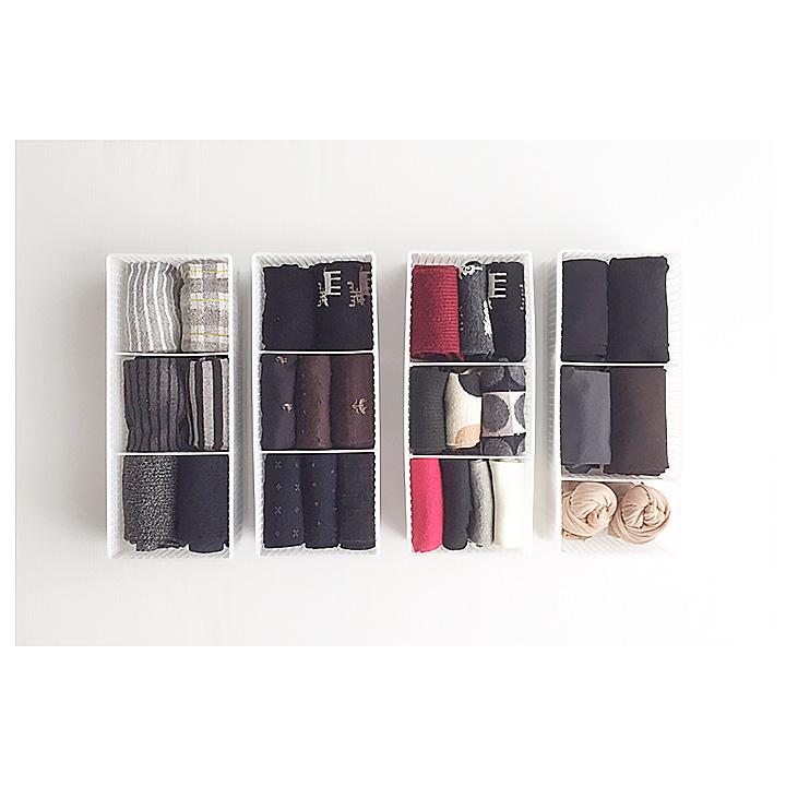 持ちすぎずシンプルに。大切に使いまわす衣類収納術 by _____koz.さん