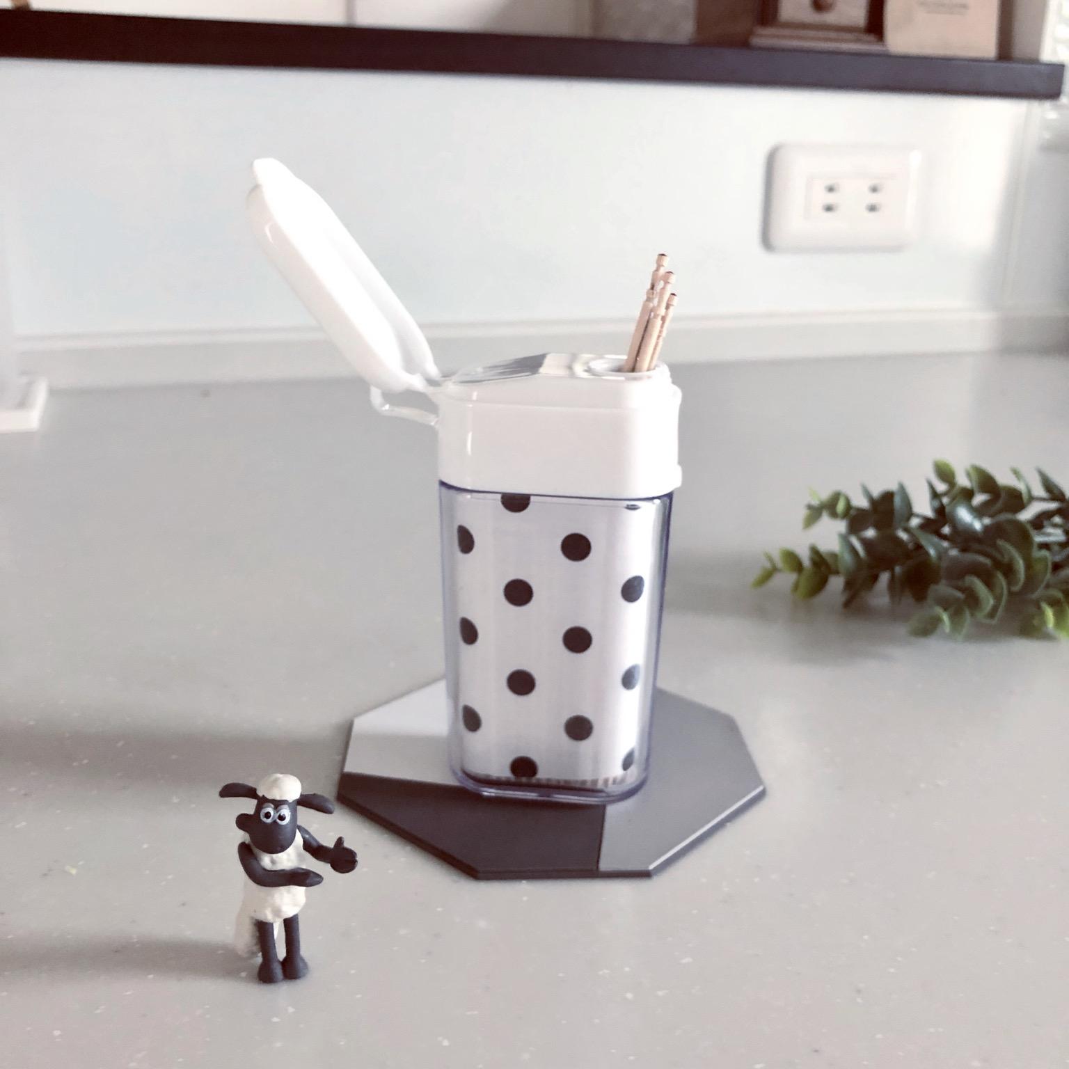 「紙を入れるだけ!食卓映えする◎つまようじケースの作り方」 by Mamiyさん
