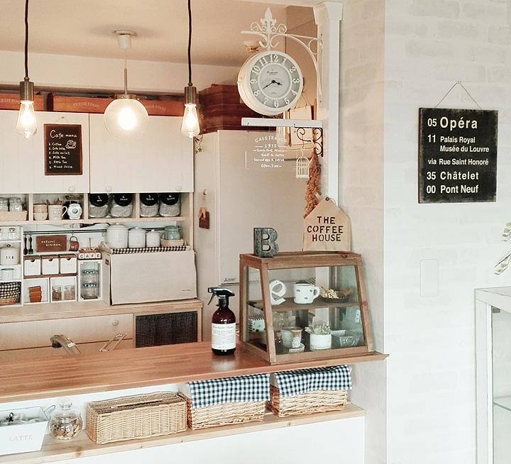 「ブレないアイテム選びでつくる統一感♡ほっこりカフェ空間」 by sunnyさん