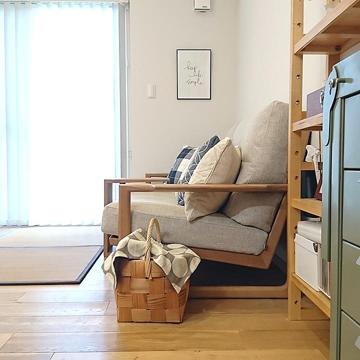 「360度デザインされた、無垢フレームの上質ソファ」 by koyurizuさん
