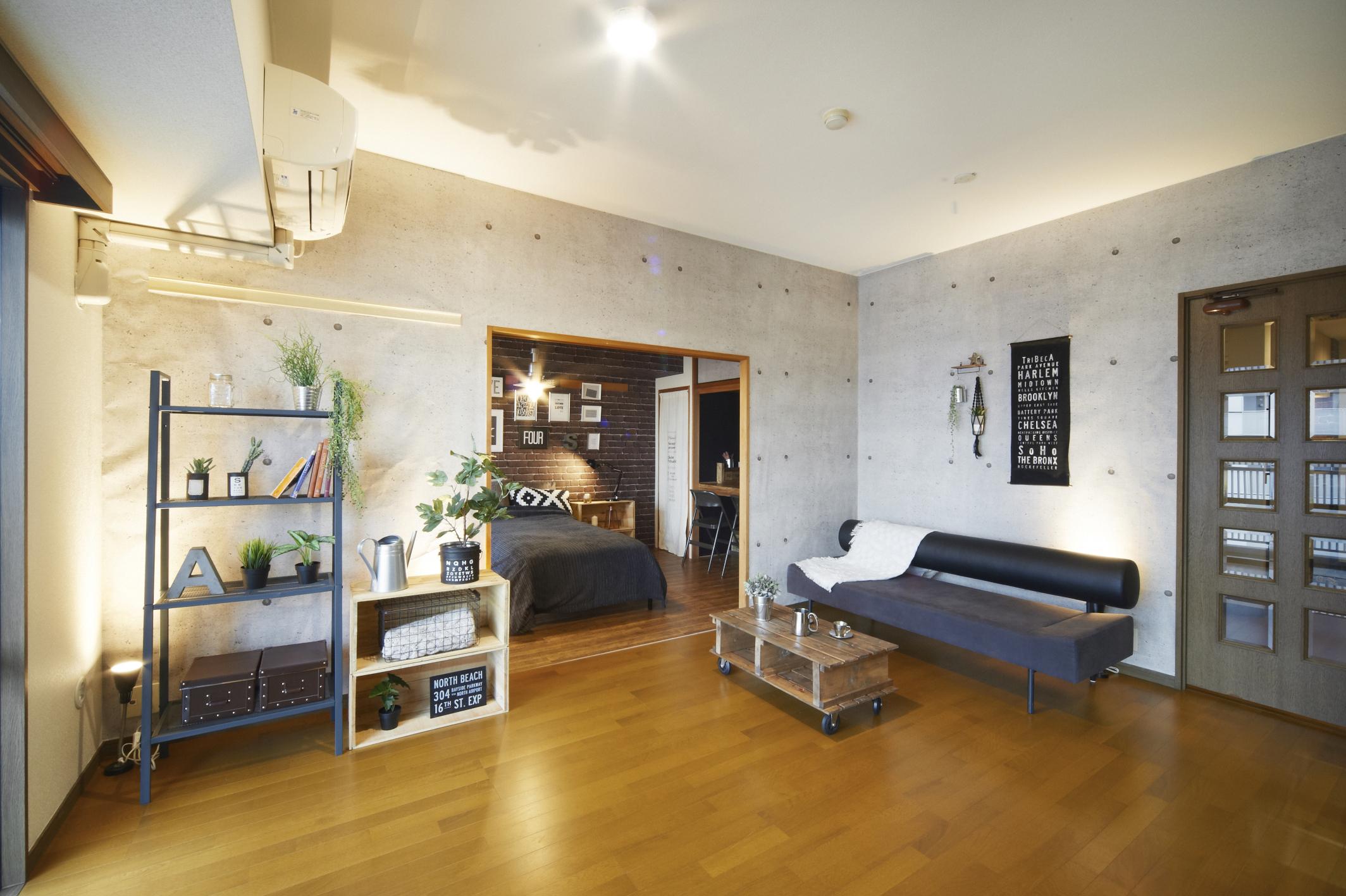 【JKK東京×RoomClip】RoomClip人気ユーザーさんが監修した原状回復可能なプチリノベのお部屋大公開!part1[sponsored]