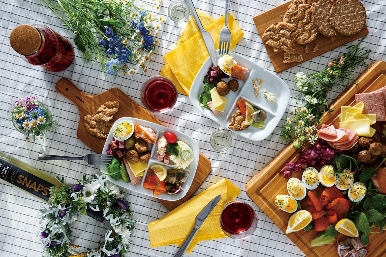 IKEA ミッドサマーパーティー イメージ写真