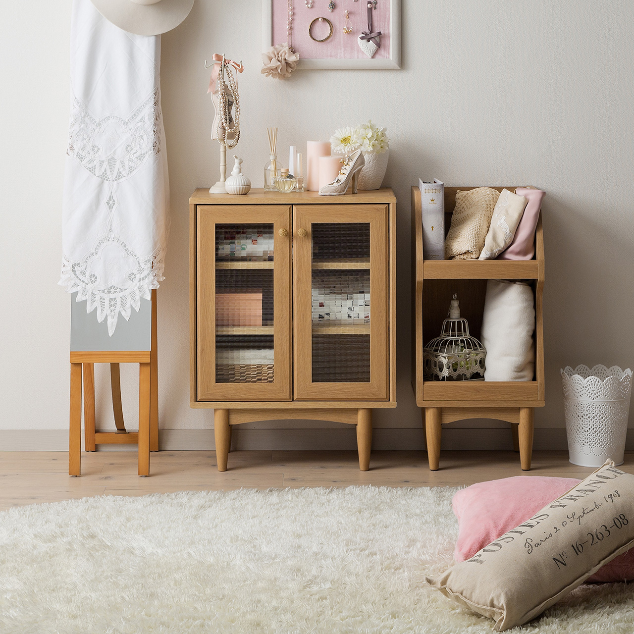 【無料サンプリング】ナチュラル家具でほっこり♡「ほこほこ」家具シリーズで癒やされたい方募集!
