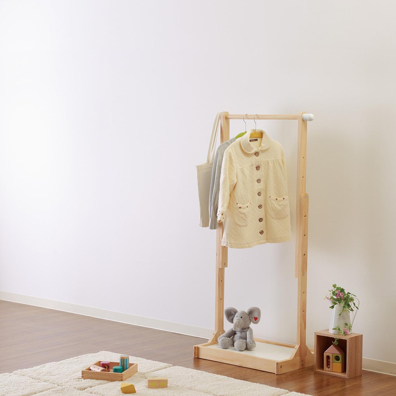 【無料モニター】ニトリのハンガーラックを使って素敵な子ども部屋作りを楽しんでくれるユーザーさん大募集!