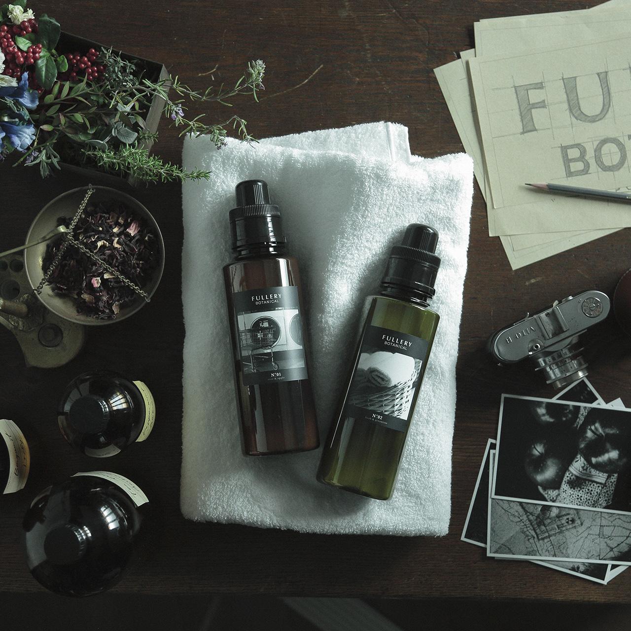 【無料モニター】新ブランド「FULLERY BOTANICAL」の柔軟剤を使いたい方募集!