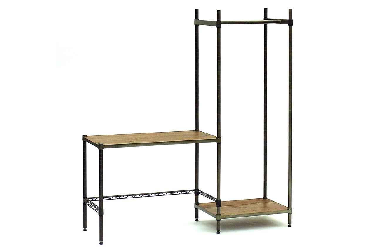ホームエレクターヴィンテージシリーズ・ワードローブ・テーブルユニット