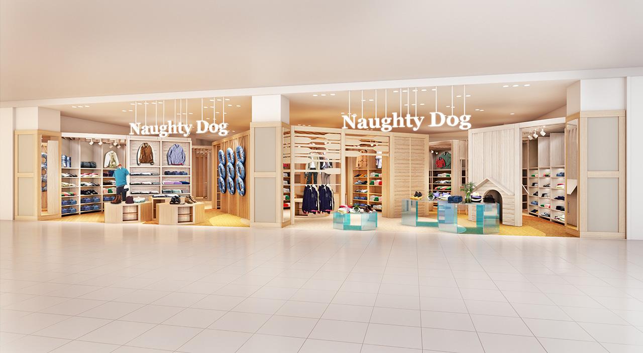 NaughtyDog店舗イメージ