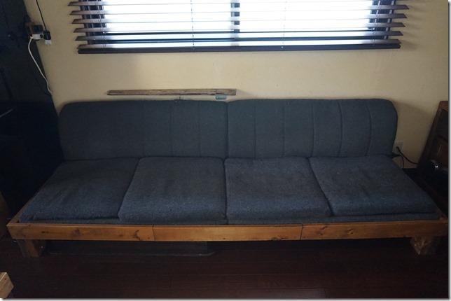 ローソファが好みの高さに変身!jnkaiさんのソファ台座