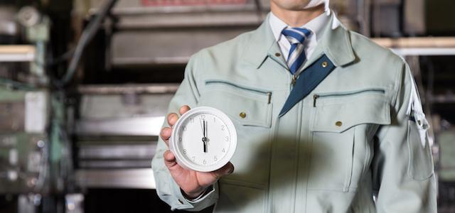 法定労働時間と時間外労働