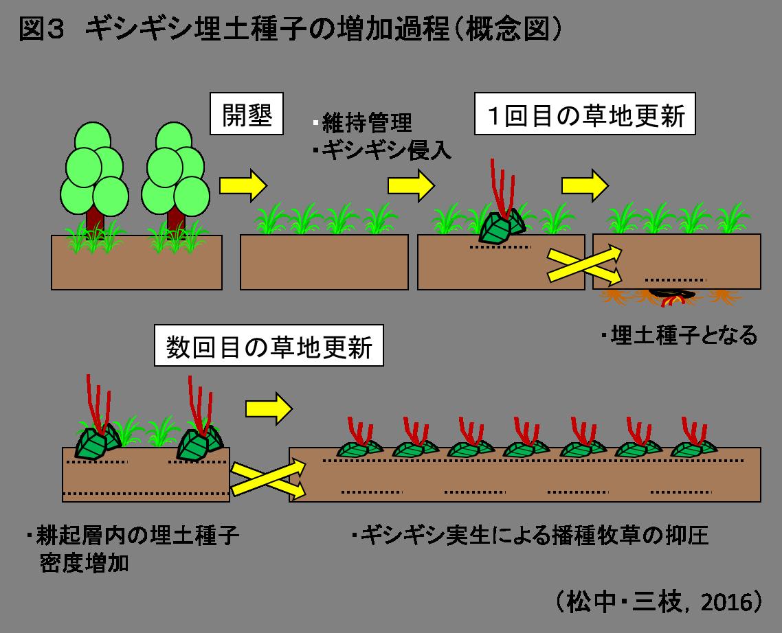 草地の土づくり