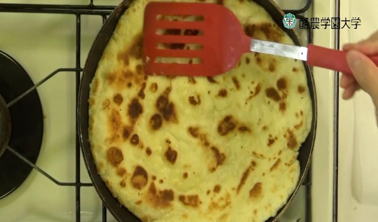 誰でも簡単レシピ集『フライパンピザの作り方』
