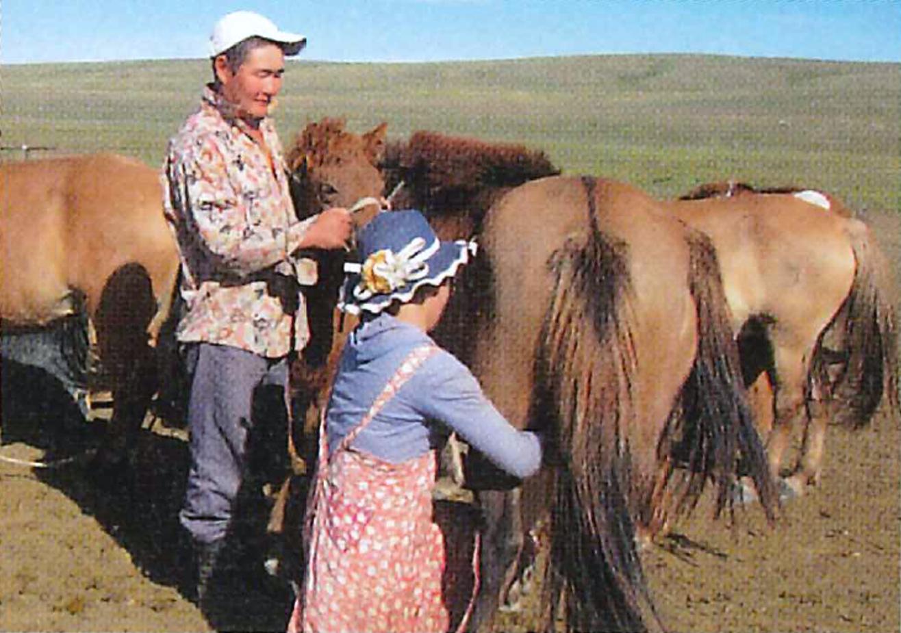 世界の乳文化図鑑⑦ 草原の名酒「馬乳酒」