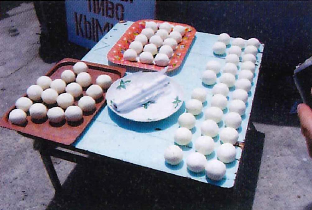 世界の乳文化図鑑⑫ キルギスにおけるチーズの活用方法