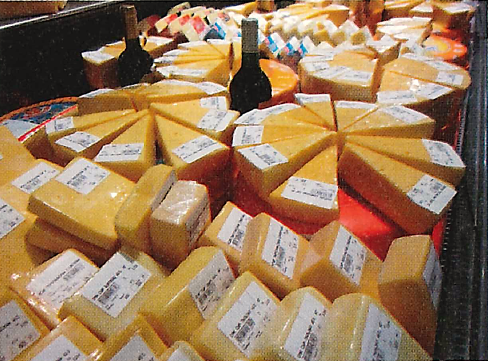 世界の乳文化図鑑⑮ 民族料理の隠し味はチーズ