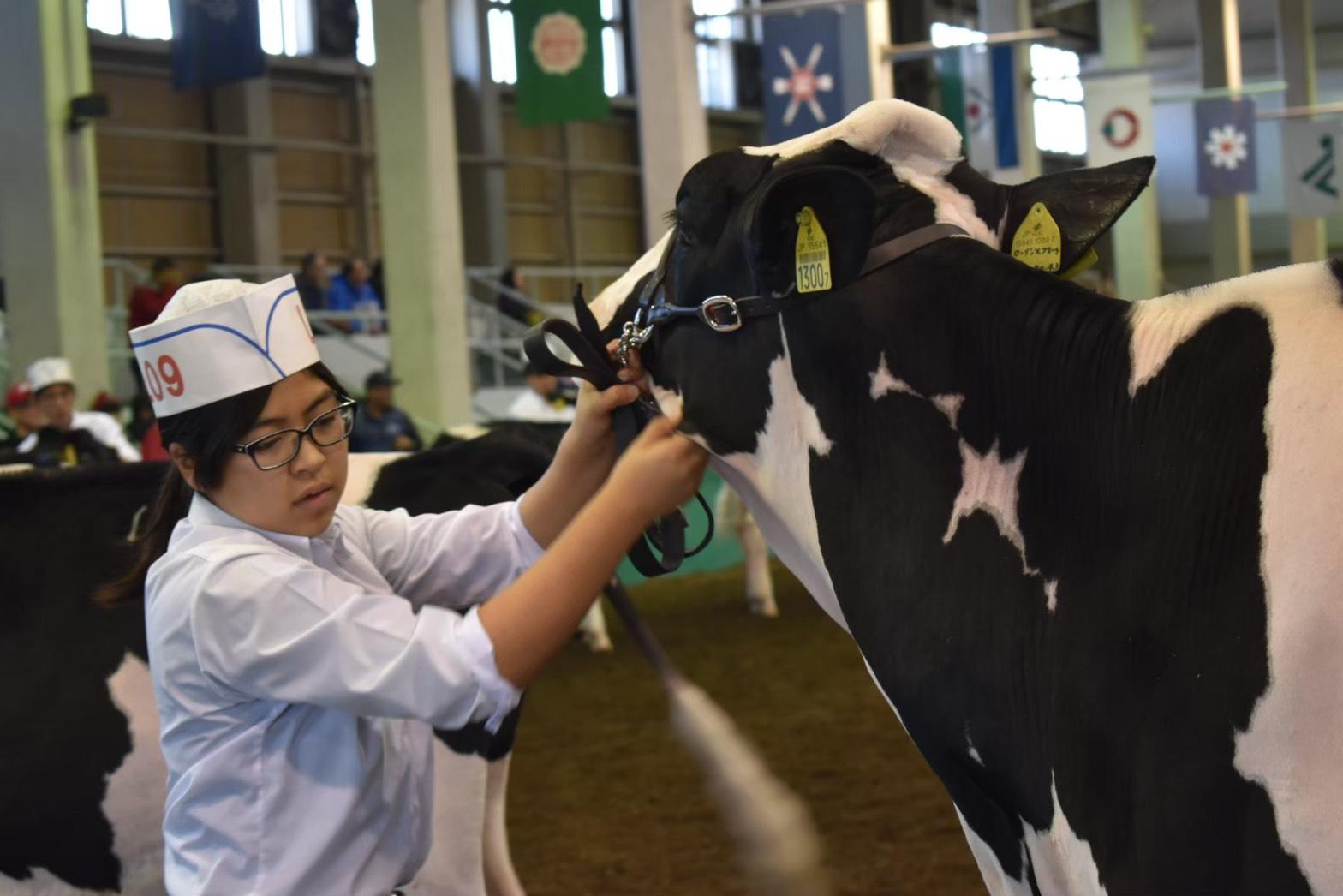未来の酪農家紹介「新海益二郎牧場(長野県南牧村)新海益美さん」