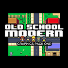 Old School Modern Tile Pack One