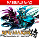 RPG MAKER Materials for VX: SAMURAI