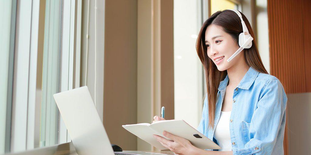初めてのオンライン英会話『効果的な学習方法』