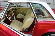 ガレージ310 (ガレージミト):70年 280SL 赤白