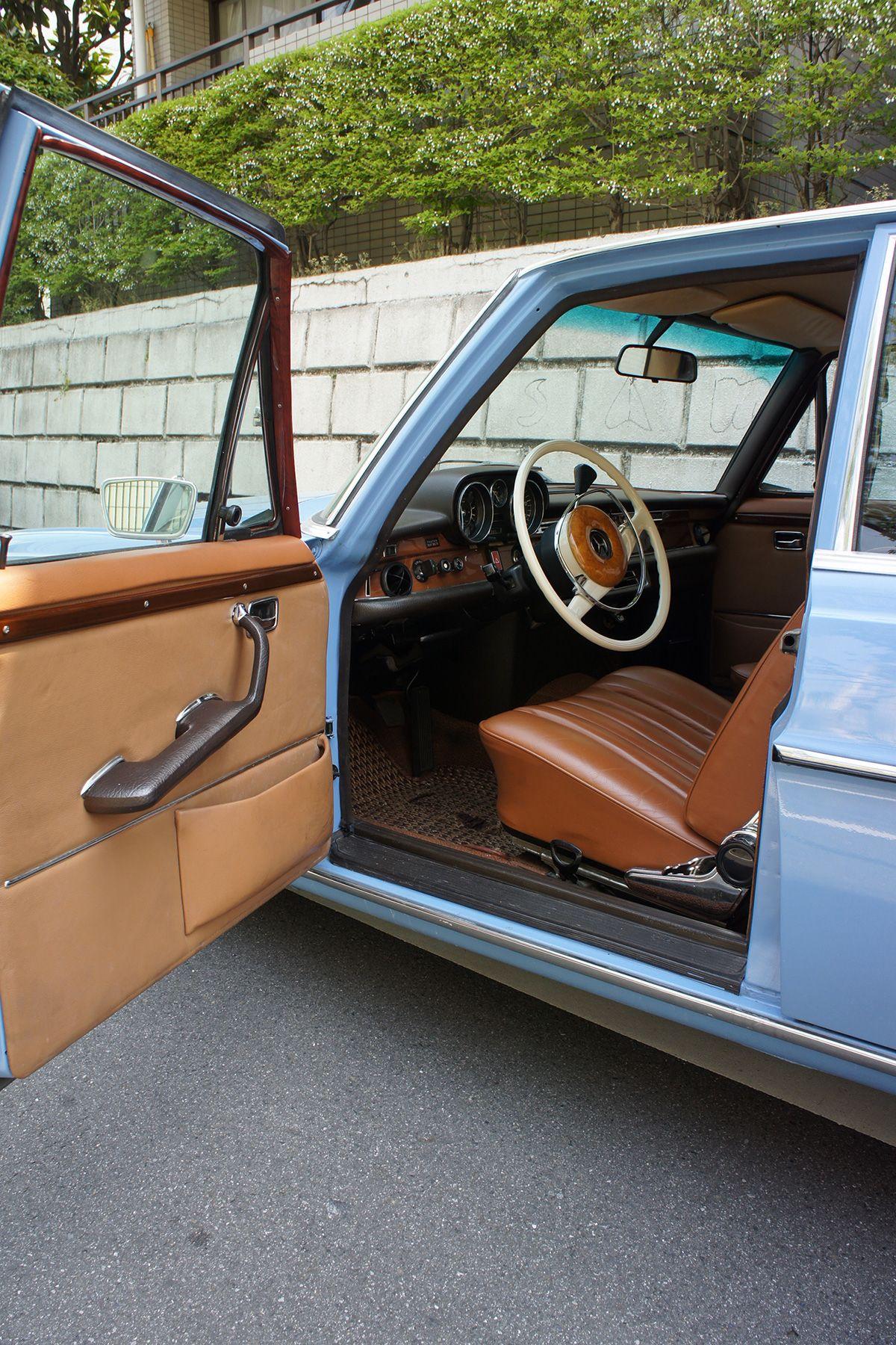 ガレージ310 (ガレージミト)72年 280SE4.5 青白
