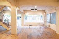 LIGHT BOX STUDIO 青山 1F (ライトボックススタジオ):東側窓から光が差し込みます