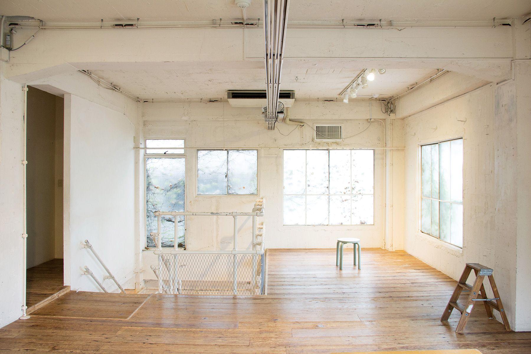 LIGHT BOX STUDIO 青山 2F (ライトボックススタジオ)プロジェクターがあります