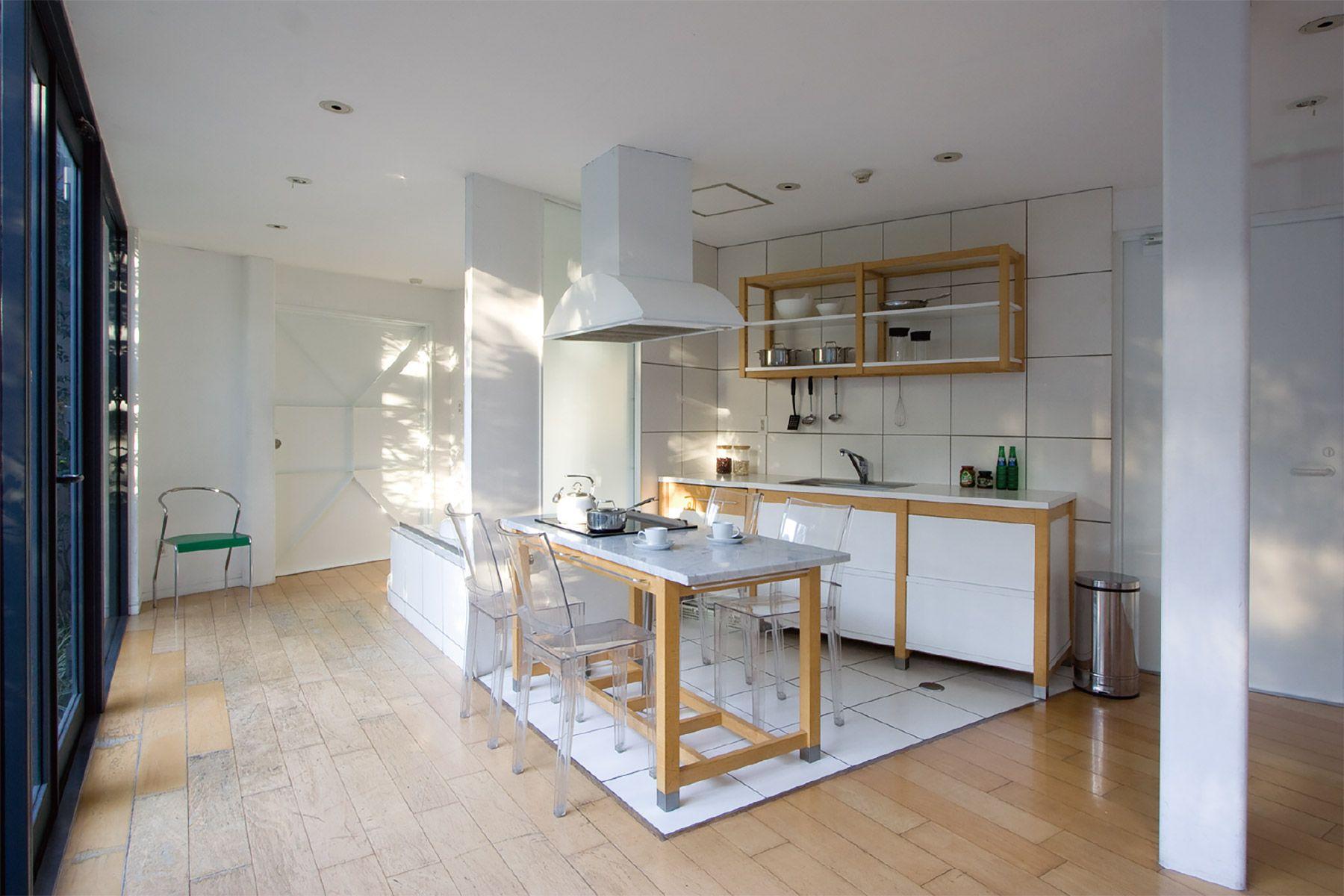 LIGHT BOX STUDIO 中野 Ast (ライトボックススタジオ)A-2 調理可能のキッチン