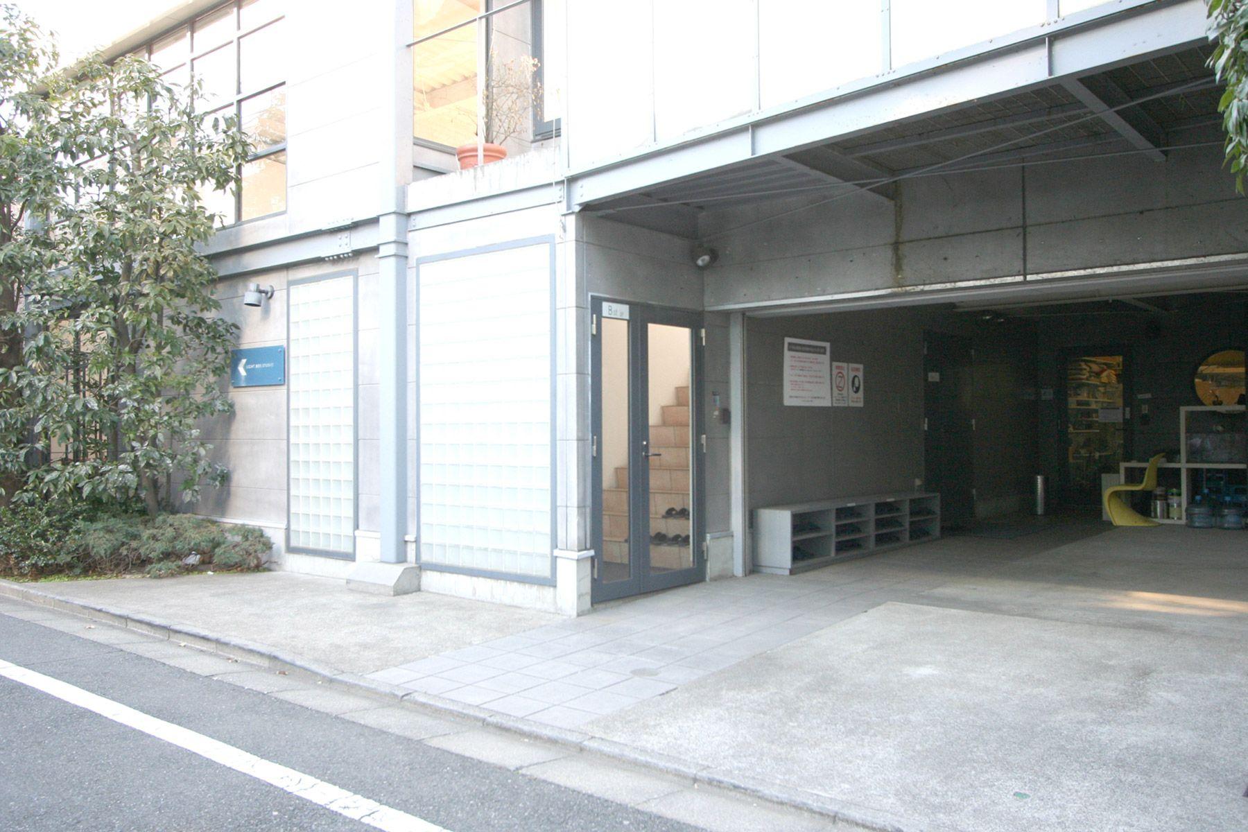 LIGHT BOX STUDIO 中野 Ast (ライトボックススタジオ)駐車場