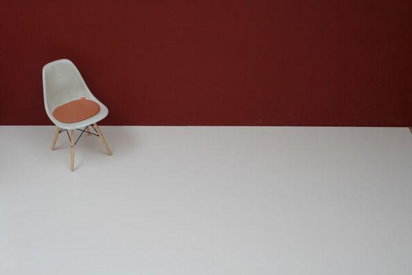 studio roof(スタジオ ルーフ)床材 Pタイル•クリーム