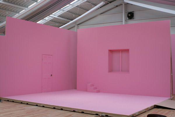 studio roof(スタジオ ルーフ)撮影セット制作例