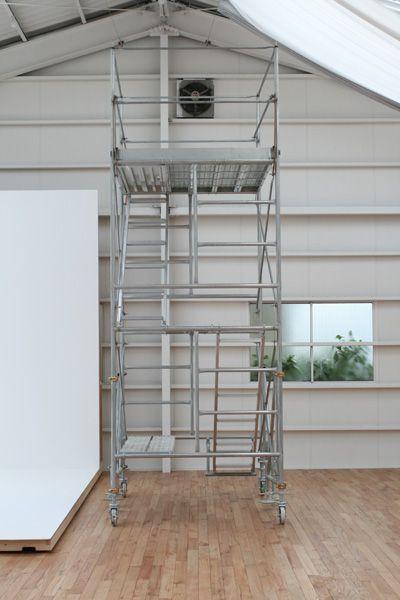 studio roof(スタジオ ルーフ)高さ4.5mのローリングタワー