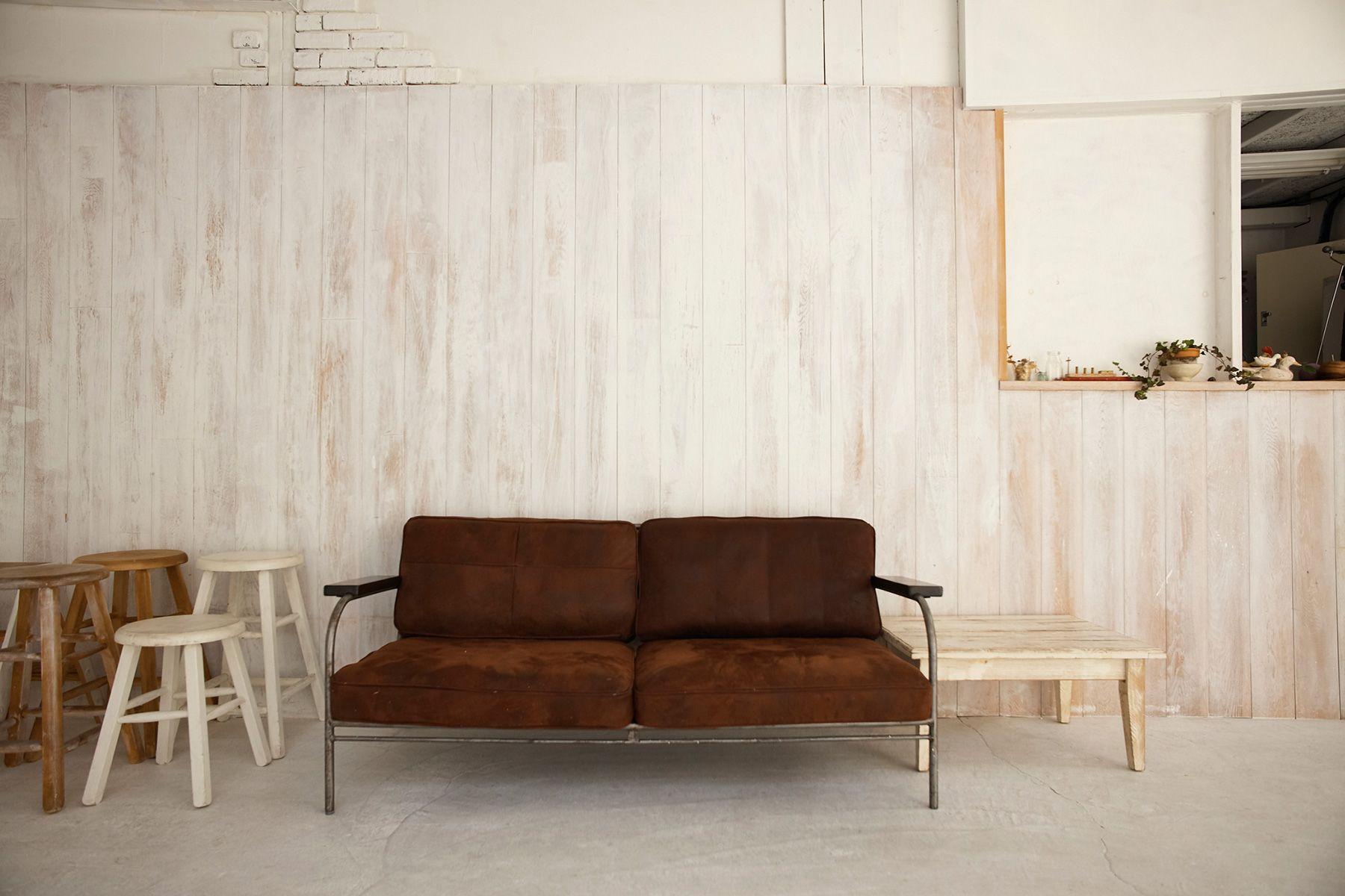 STUDIO MAU(スタジオ マウ)やわらかな木の壁