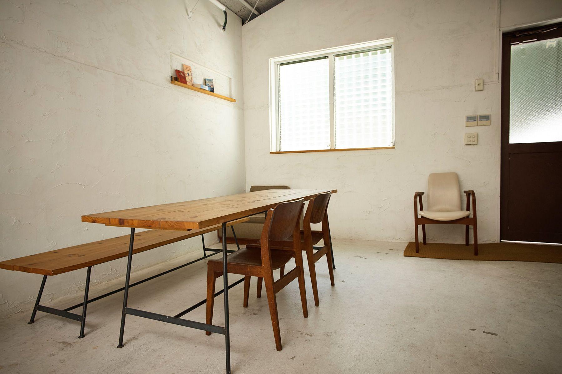 STUDIO MAU(スタジオ マウ)ミーティングスペース