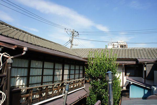 HOMEIKAN 本館・台町別館/旅館 (ホウメイカン)本館_2F 外観