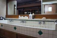 HOMEIKAN 本館・台町別館/旅館 (ホウメイカン):本館_2F 洗面所
