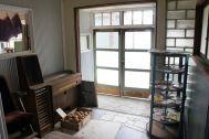 senkiya/雑貨&gallely&cafe (センキヤ):1F 玄関