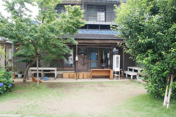senkiya/雑貨&gallely&cafe (センキヤ)庭