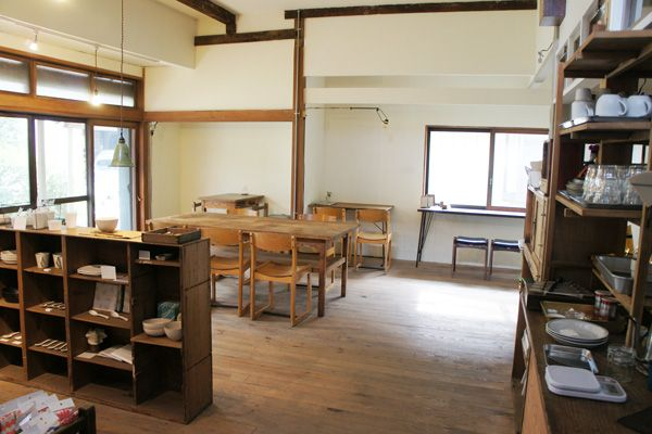 senkiya/雑貨&gallely&cafe (センキヤ)1F メインルーム