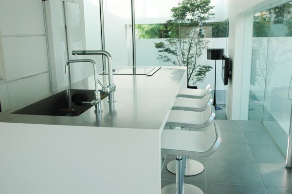 M HOUSE/個人宅 (エム ハウス)キッチン