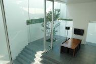 M HOUSE/個人宅 (エム ハウス):ダイニング(俯瞰)