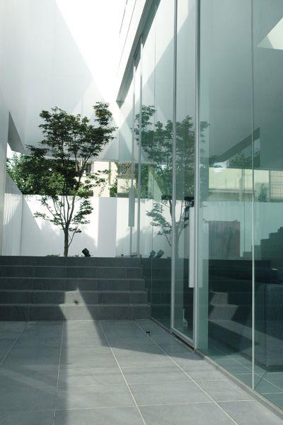 M HOUSE/個人宅 (エム ハウス)庭
