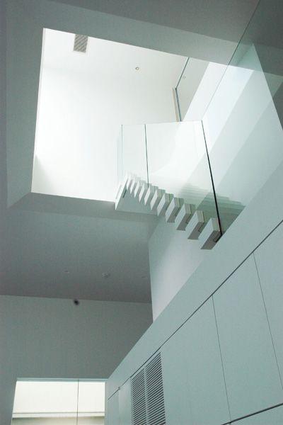 M HOUSE/個人宅 (エム ハウス)階段