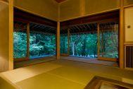 蓼科山荘(別荘):美しい畳