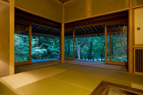 蓼科山荘(別荘)美しい畳
