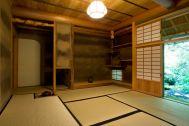 蓼科山荘(別荘):茶室